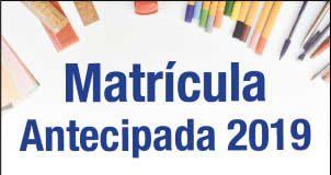 Aberta a Chamada Escolar para 2019