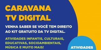 Avaré irá receber a Caravana TV Digital