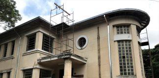 Governo Municipal decidiu priorizar obras na área da Educação.