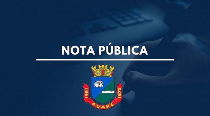 Prefeitura não proibiu empresa de se instalar em Avaré.