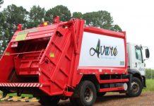 Novo sistema de coleta de lixo urbano começa hoje na cidade de Avaré