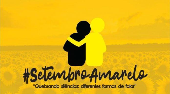 Setembro Amarelo tem programação para valorização da vida