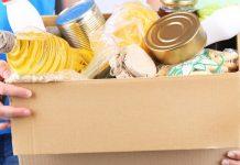 Secretaria da Pessoa com Deficiência doa alimentos