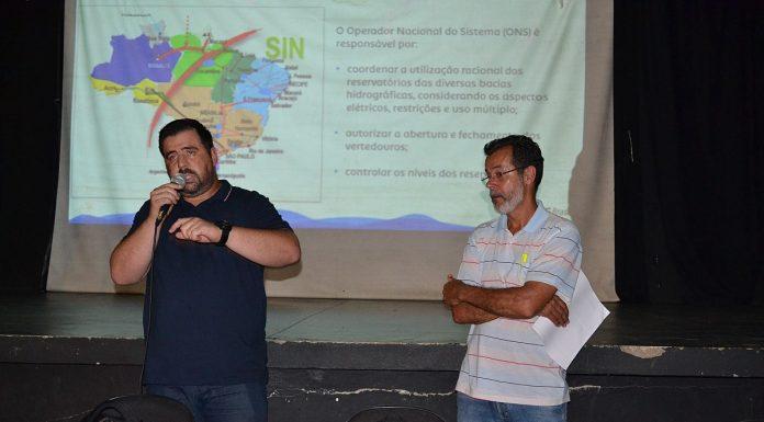 Prefeitura defende medidas contra nível da Represa Jurumirim
