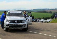 Emapa recebe rally Amarok Spirit no dia 3 de agosto