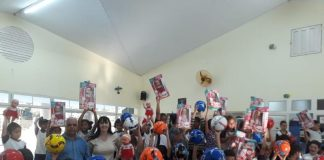 Fundo Social faz doação de brinquedos a escolas municipais (2)