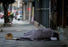 Aumento do número de moradores de rua em Avaré