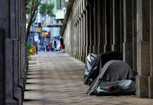Prédio municipal acolhe pessoas em situação de rua durante pandemia